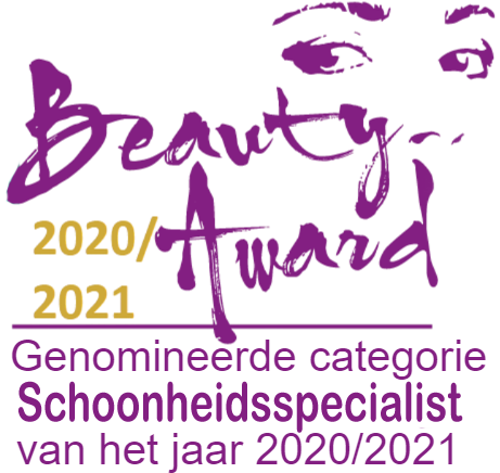 beautyaward 2020 en 2021 website